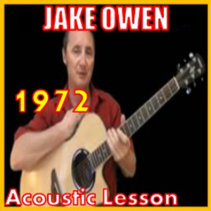Learn to play 1972 by Jake Owen | Movies and Videos | Educational