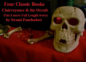 four classic books - clairvoyance and the occult