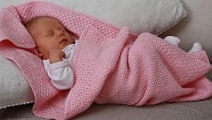 BabyKnittingPatterns - 0001B SOFIA - Baby Blanket-(Norsk) | Crafting | Knitting | Other