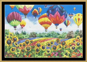 Flying Colors | Crafting | Cross-Stitch | Other