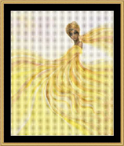 Golden & Elegant | Crafting | Cross-Stitch | Other