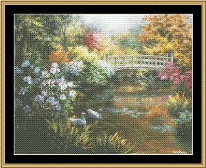 Treasury Of Splendor | Crafting | Cross-Stitch | Other