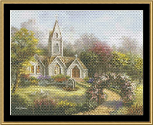 In Its Glory | Crafting | Cross-Stitch | Other