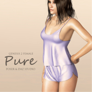 pure for genesis 2 female
