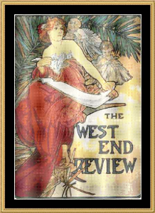 West End Review | Crafting | Cross-Stitch | Wall Hangings
