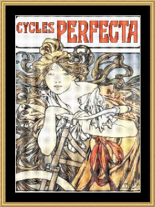 Cycles Perfecta | Crafting | Cross-Stitch | Other