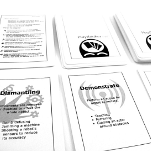 First Additional product image for - PlayThinker - Brainstorming for game developers