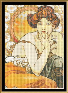 Soft Haze | Crafting | Cross-Stitch | Other