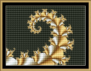 Fractal Mania 07 | Crafting | Cross-Stitch | Other