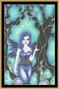 Willow The Wisp | Crafting | Cross-Stitch | Other