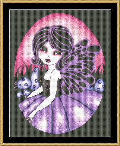 Little Mauve | Crafting | Cross-Stitch | Other