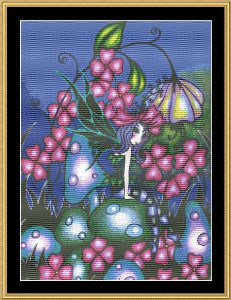 Twighlight Fairy | Crafting | Cross-Stitch | Other