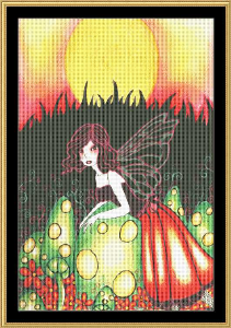 Scarlet Skies | Crafting | Cross-Stitch | Miscellaneous