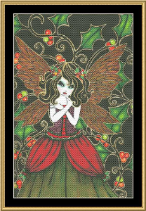 Christmas Spirit | Crafting | Cross-Stitch | Christmas