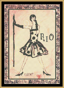 Rio | Crafting | Cross-Stitch | Other