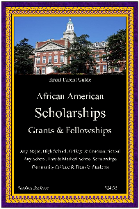 the smart parents' guide to african american scholarships grants & fellowships (familypack)  (includes 3 signed copies & 3 digital copies for ipad, galaxy, and nook etc, with purchase.) shipping is free.