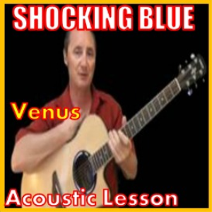 Learn to play Venus by Shocking Blue | Movies and Videos | Educational