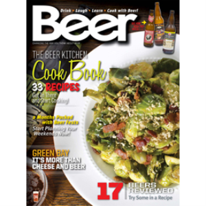 Beer Magazine #34 Oct/Nov 14 | eBooks | Food and Cooking
