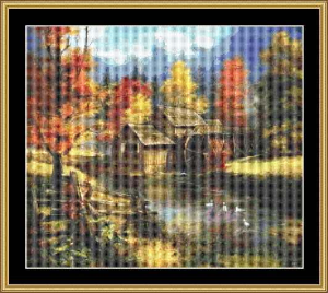 Glory Of Autumn | Crafting | Cross-Stitch | Other