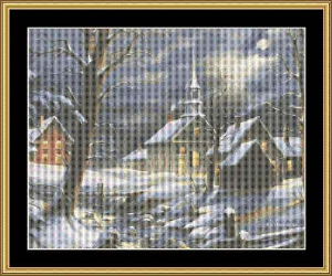 Waits River Vermont | Crafting | Cross-Stitch | Other