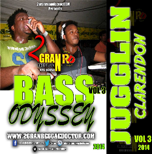 Bass Odessey Live In Clarendon Feat Metro Media Cd | Music | Reggae