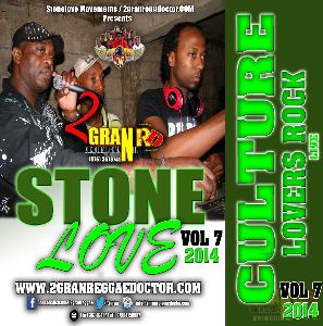 Stonelove Live Culture Lovers Rock Vol.7.Cd | Music | Reggae