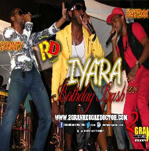 Iyara Bday Bash Cd - Bounty Killer&Friends | Music | Reggae