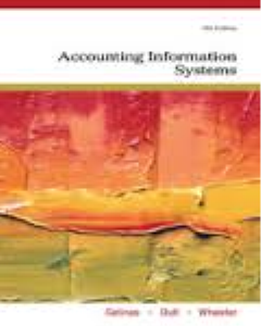 acct. info. systems 9e chapter 3 solution