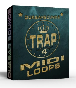 Trap Midi Loops Vol.4 | Music | Soundbanks