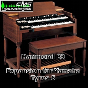 CMS Hammond B3 | Software | Audio and Video
