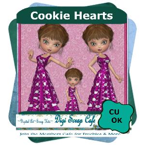 cookie hearts cu ok