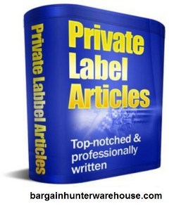 10 babies plr articles includes resell rights. bargainhunterwarehouse.com