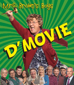 mrs brown`s boys  d`movie