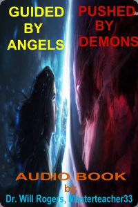 Guided By Angels Pushed By Demons Audio Book | Audio Books | Religion and Spirituality