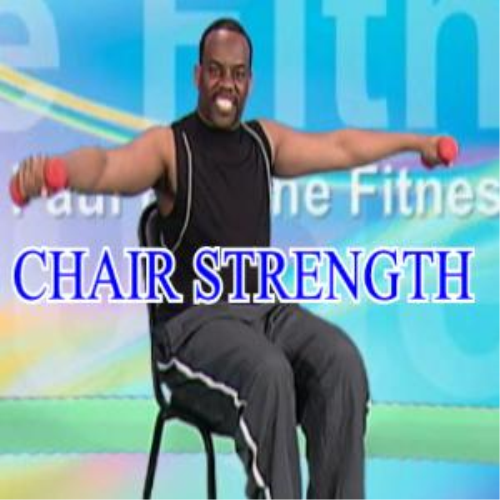 First Additional product image for - Chair Strength 2