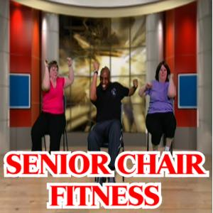 Chair Senior Fitness | Movies and Videos | Fitness