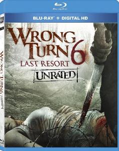 wrong turn 6:last resort (movie horror)