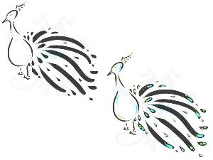 peacock iiii
