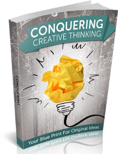 Conquering Creative Thinking | eBooks | Education