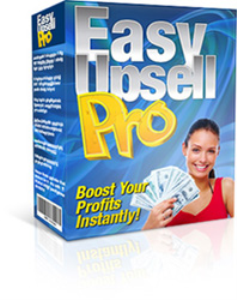 Easy Upsell Pro | Software | Utilities