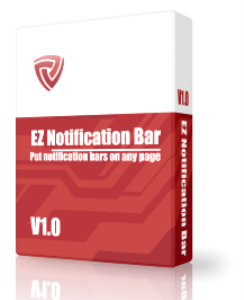 ez notification bar maker