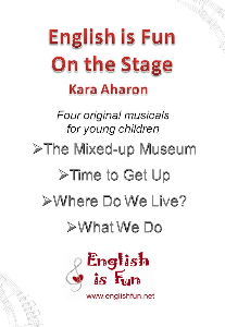 english is fun on the stage