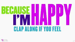 Happy Pharrell Williams SATB Solo Rhythm Pack | Music | Popular