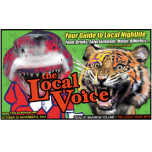 The Local Voice #215 PDF Download | eBooks | Entertainment
