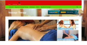 Massage Therapy Blog | Other Files | Patterns and Templates
