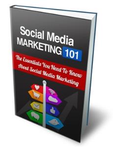 Social Media Marketing 101   eBooks   Business and Money