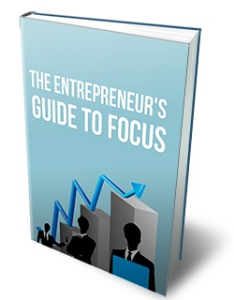 The Entrepreneurs Guide To Focus | eBooks | Education