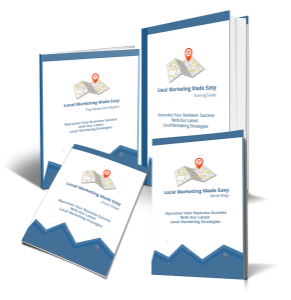 Local Marketing Made Easy | eBooks | Education