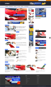 Car Dealers Niche Blog | Documents and Forms | Templates