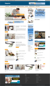 Chiropractors Niche Blog | Documents and Forms | Templates